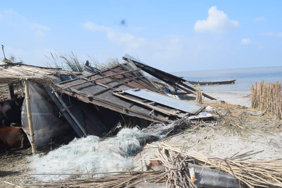 95K KM of power lines damaged due to Cyclone Bulbul