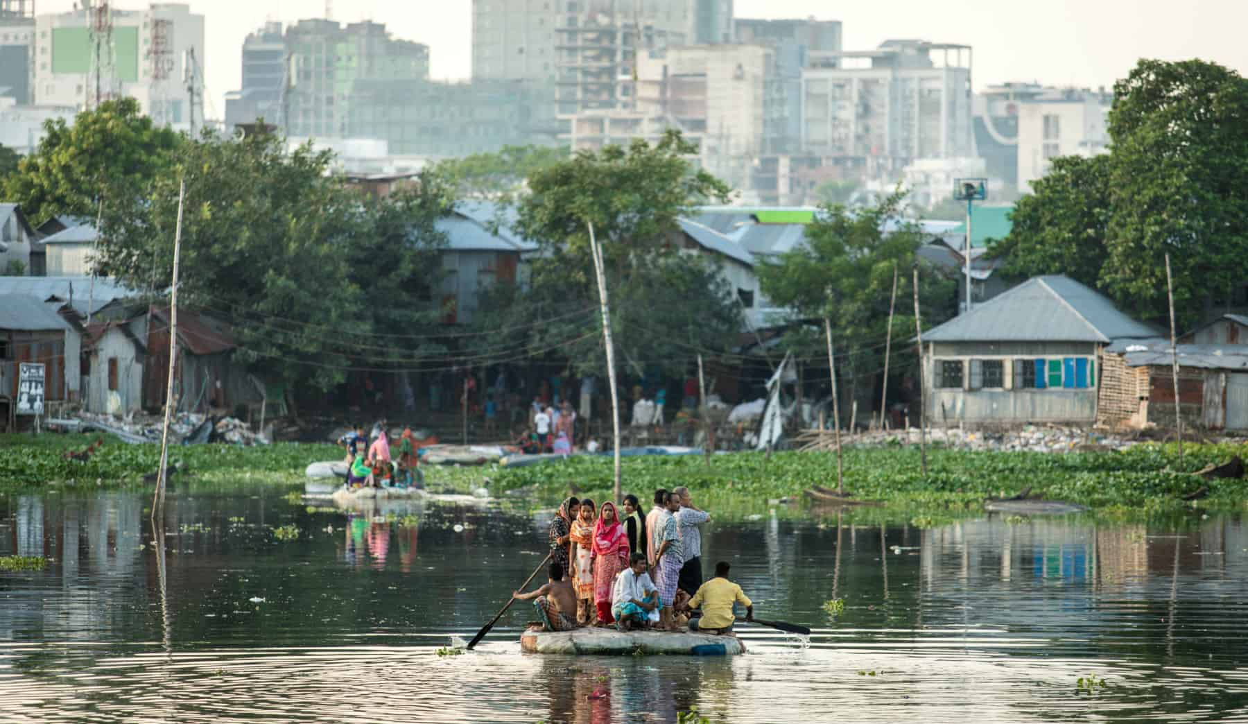 Climate change adverse effects on Poor
