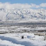 Greenland's Global warming