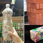 Making Bricks by Using Waste Plastic- A Bright Prospect of Reduction of Pollution