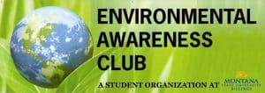 Environmental Awareness Meeting at the initiative of the Environmental Awareness club