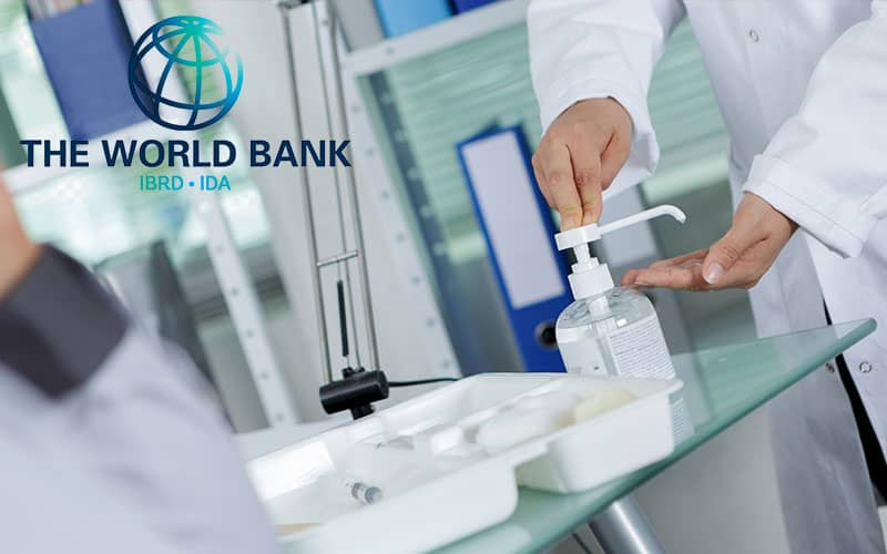 Most people in the world have less chance of Daily hand wash - World Bank