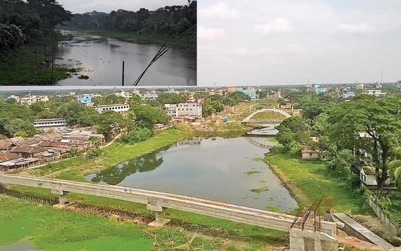 A History of River Narasunda in Bangladesh
