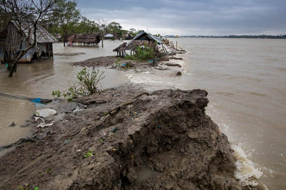 River Erosion May destroy 2,365 Hectares of Land – CEGIS Report.