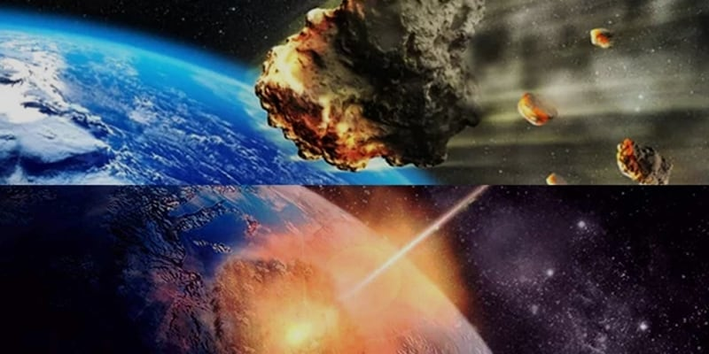 Four Asteroids Moving Towards Earth, NASA Warns.