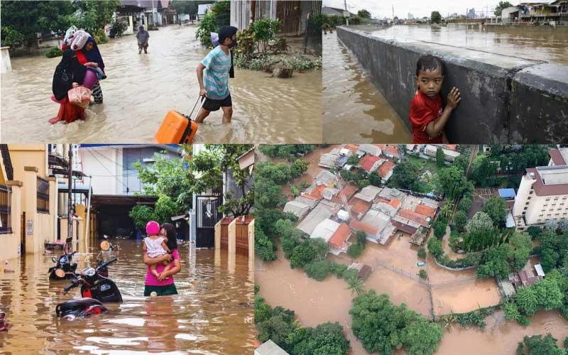 Indonesia Floods Kill Thirty