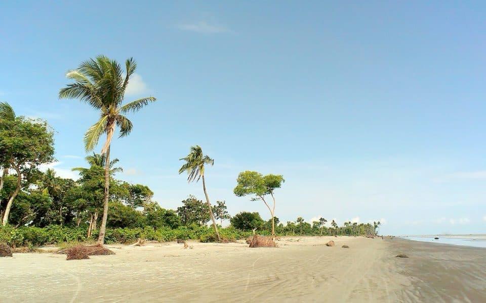 Kuakata Beach unveils itself for Tourist