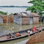 Long-term Flood Threat in Northern part of Bangladesh