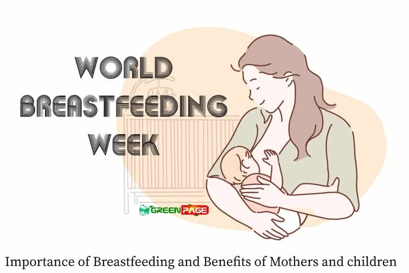 World Breastfeeding Week Importance Of Breastfeeding And Benefits