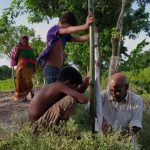 Arborist Kartik Paramanik Continues Planting Trees in His Eighties
