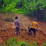The cutting of hills in Srimangal is not being stopped.