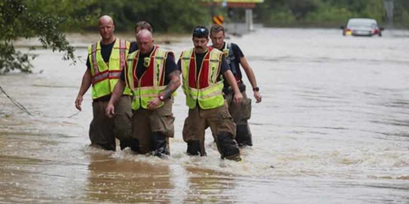 Hurricane Sally Flooded America