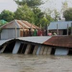 Natural disasters and floods have affected 5.5 million people in Bangladesh