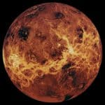 Venus became an indication of the existence of life on the planet