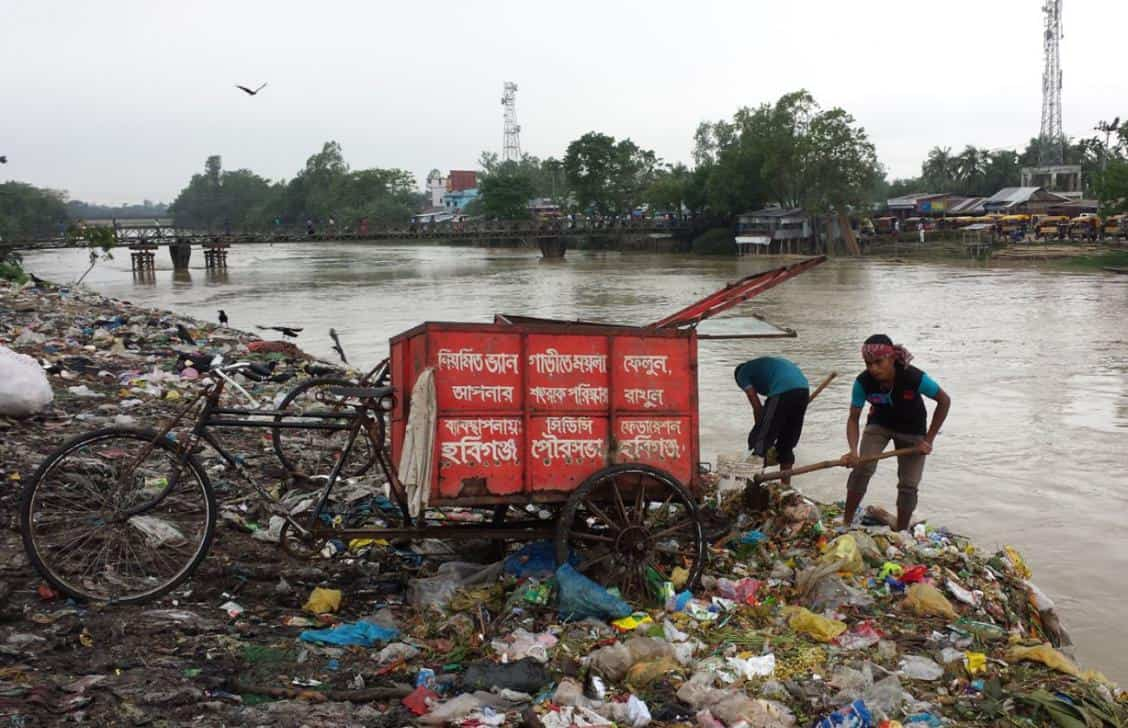 Legal Notice to the Bangladesh Govt. Agencies for making a List of Sutang River polluters