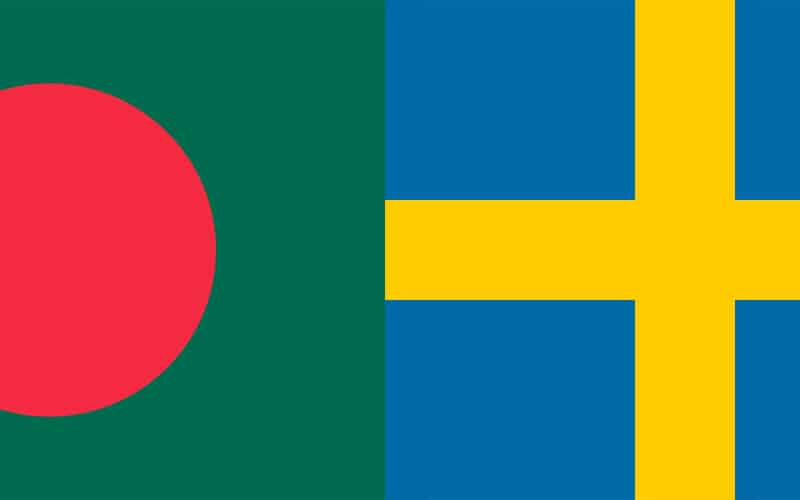 Bangladesh and Sweden will work together on climate change