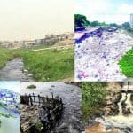 Industrial untreated effluent directly drainage into the river causes Long-term damage to the environment and creates natural disasters