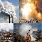 Massive Methane in the air of Bangladesh