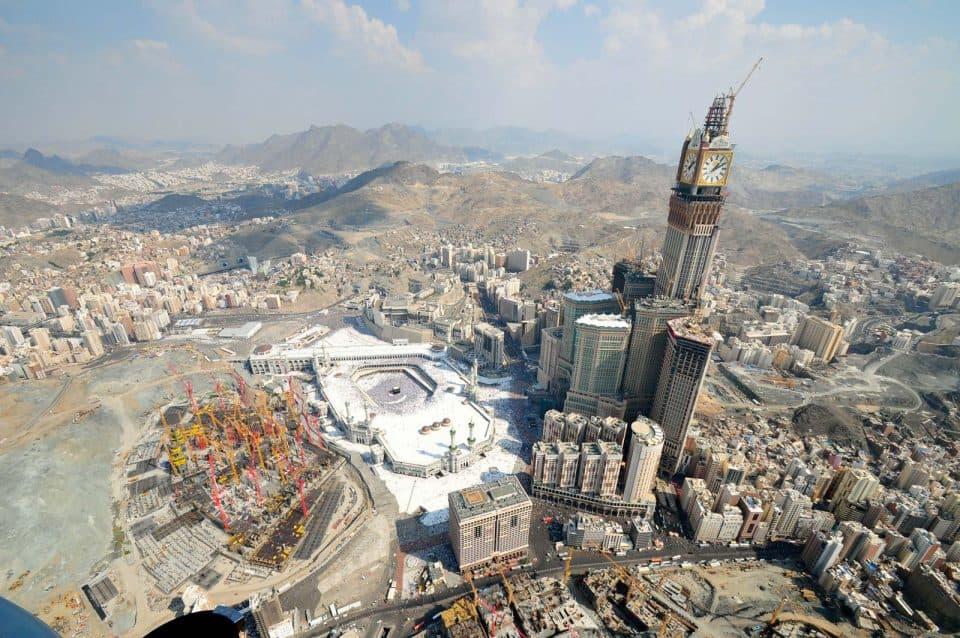 Saudi Arabia to plant 1 trillion trees to tackle climate change