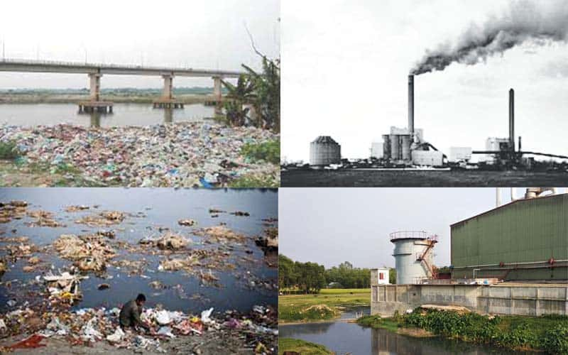 Department of Environment is responsible for 70 percent of environmental pollution incidents in the country