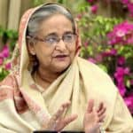 Sheik Hasina gave world leaders four suggestions to keep the world alive